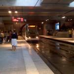 L'humidité règne en maître dans la station